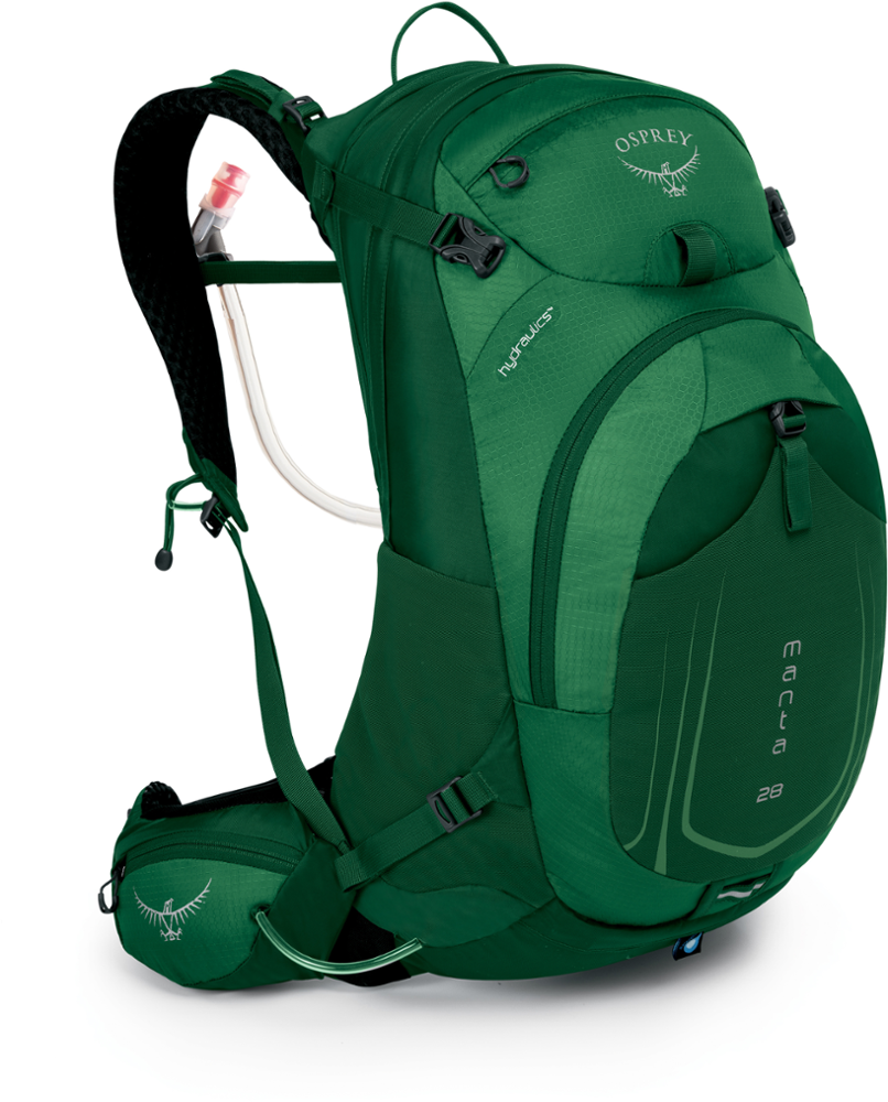 photo: Osprey Manta AG 28 hydration pack