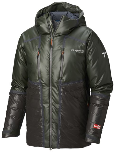 photo: Columbia OutDry Ex Diamond Piste Jacket down insulated jacket