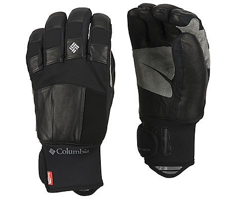 photo: Columbia Men's Mountain Monster Short Glove waterproof glove/mitten