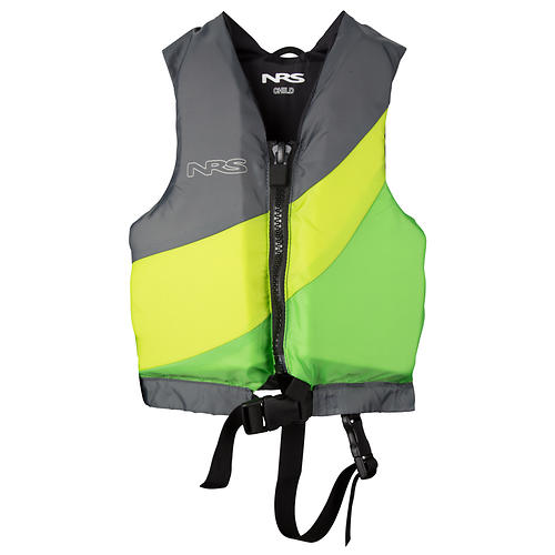 photo: NRS Crew Youth & Child PFDs life jacket/pfd