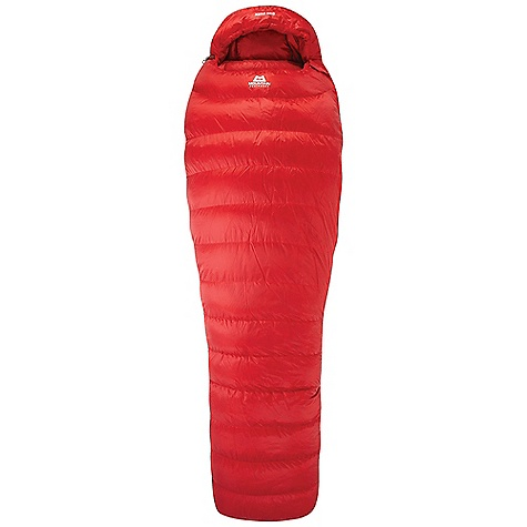 photo: Mountain Equipment Xero 550 3-season down sleeping bag
