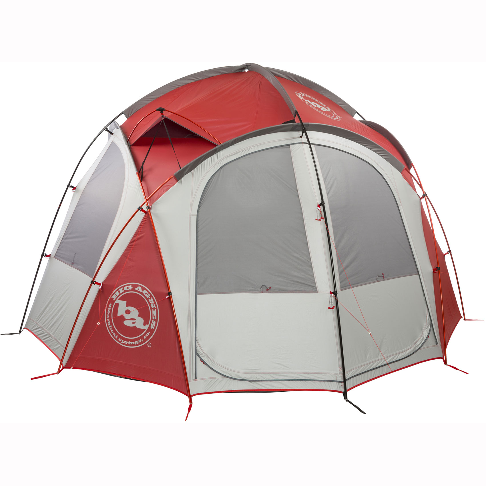 photo: Big Agnes Guard Station 8 four-season tent