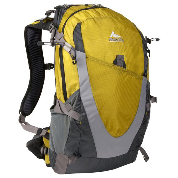 photo: Gregory Z 22 daypack (under 2,000 cu in)
