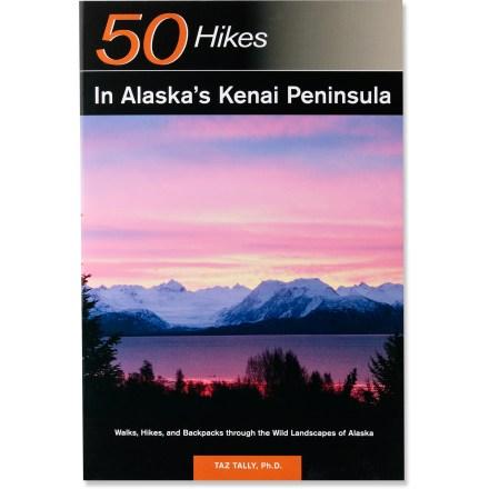 Countryman Press 50 Hikes in Alaska's Kenai Peninsula