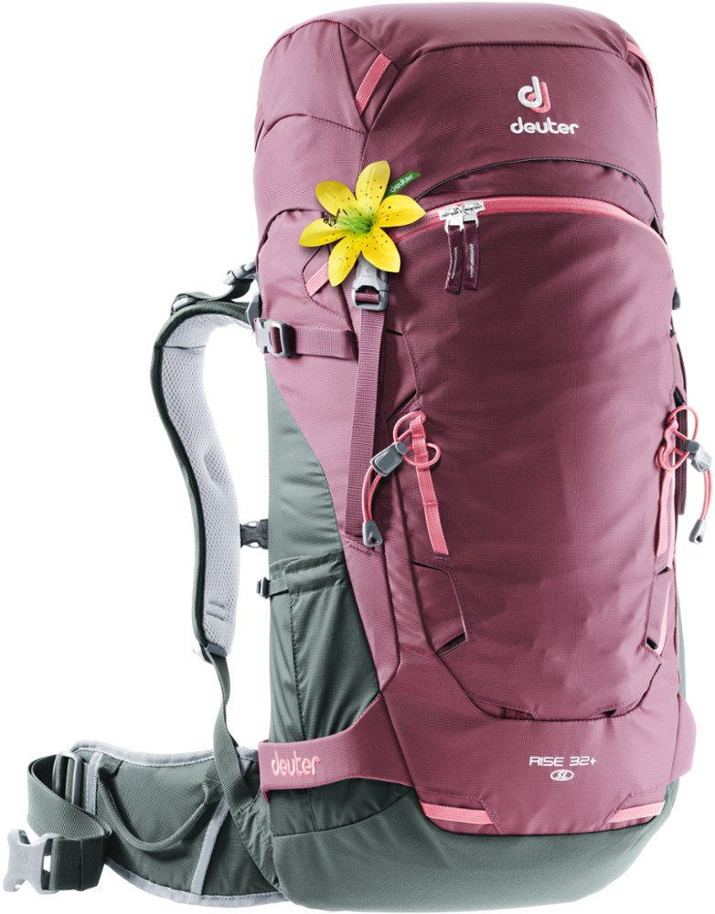 photo: Deuter Rise 32+ SL winter pack