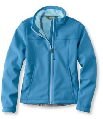 L.L.Bean Wonderfleece Soft-Shell Jacket