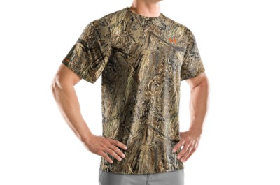 Under Armour Evolution HeatGear Shortsleeve T Shirt