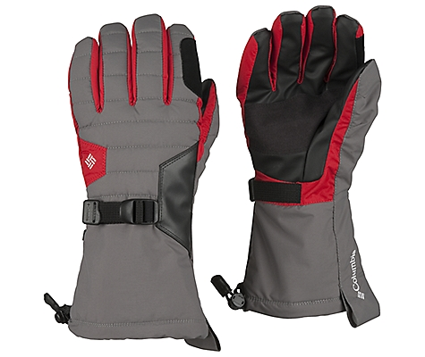 photo: Columbia Men's Whirlibird II Glove insulated glove/mitten