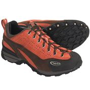 photo: Oboz Women's Teton Suede trail shoe