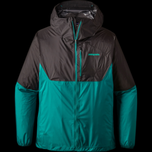photo: Patagonia Alpine Houdini waterproof jacket