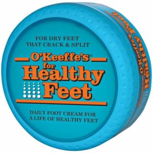 photo: O'Keeffe's Healthy Feet first aid supply