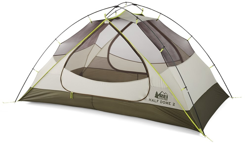 photo: REI Half Dome 2 three-season tent