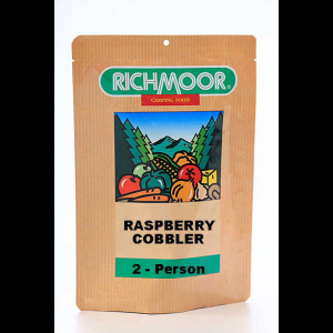 Richmoor Raspberry Cobbler