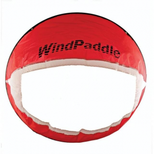 photo: WindPaddle Adventure Sail paddling accessory