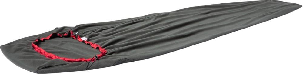 photo: Sea to Summit Thermolite Reactor Fleece Liner sleeping bag liner