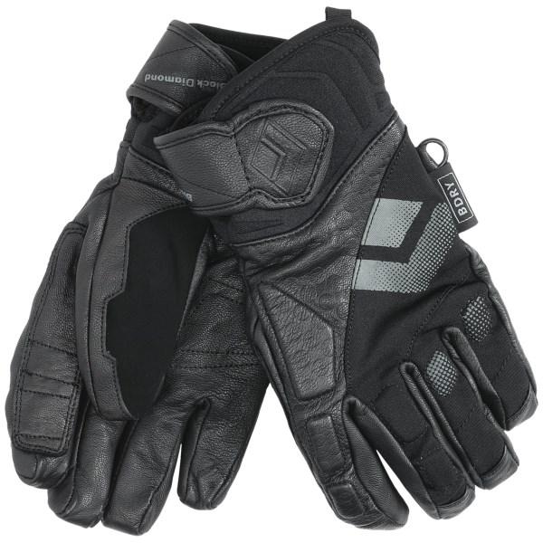 photo: Black Diamond Women's Spy Gloves waterproof glove/mitten