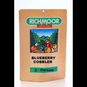 photo: Richmoor Blueberry Cobbler dessert