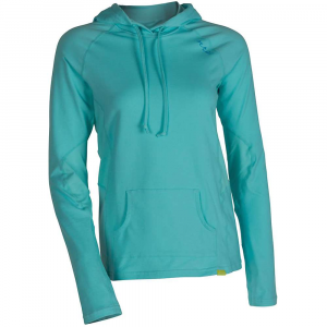 photo: NRS Women's H2Core Lightweight Hoodie long sleeve performance top