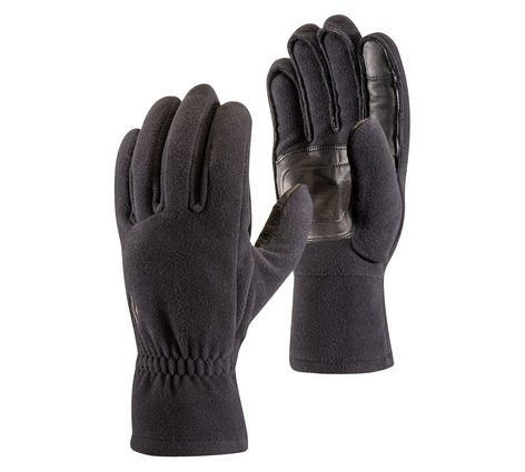 Black Diamond MidWeight Windbloc Fleece Gloves