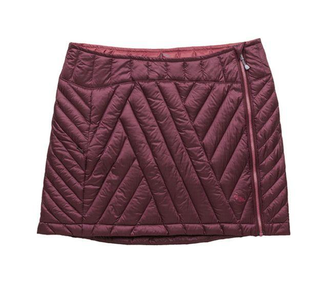 photo: Big Agnes Zirkel Circle Skirt hiking skirt