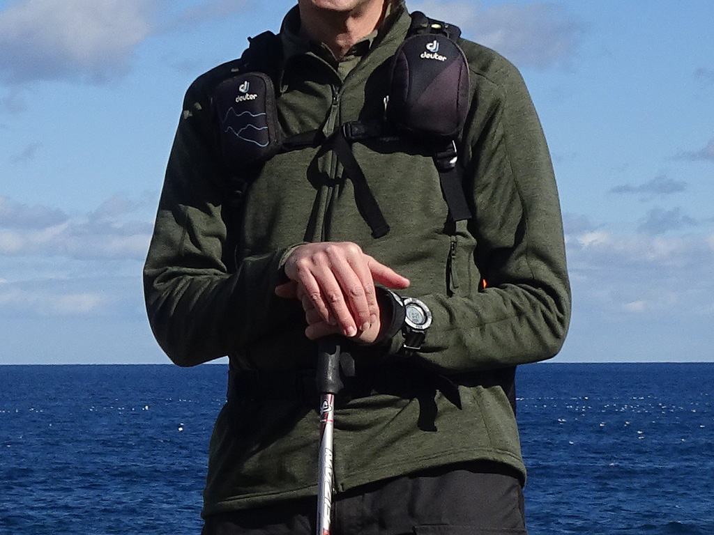 photo: Haglofs Heron Jacket fleece jacket