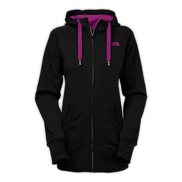 photo: The North Face Women's Cymbiant Hoodie soft shell jacket