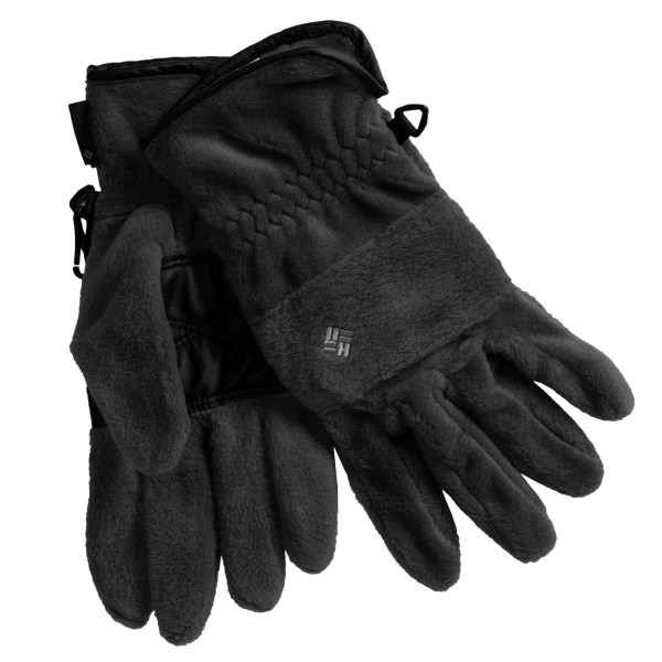 photo: Columbia Arctic Armour Gloves fleece glove/mitten