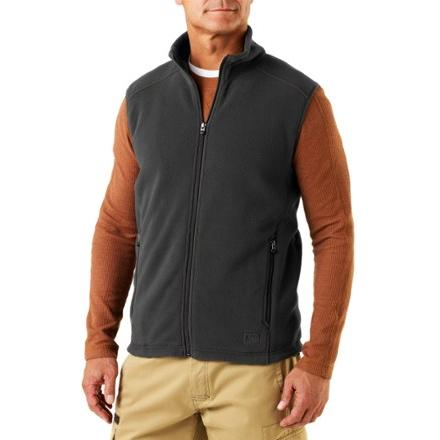 photo: REI Men's Woodland Vest fleece vest