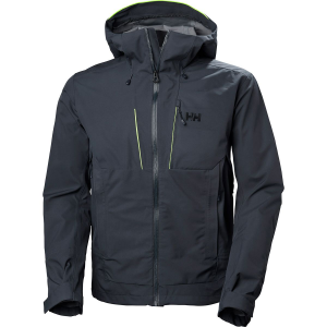 photo: Helly Hansen Alpha Shell Jacket snowsport jacket