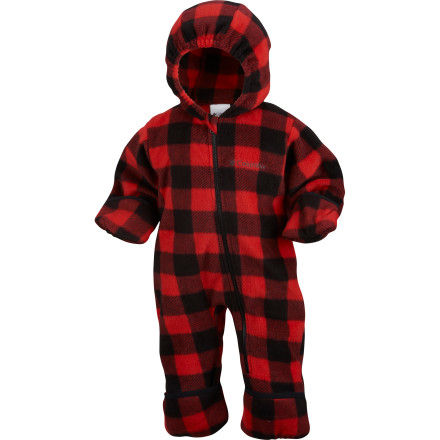 photo: Columbia Boys' Snowtop Bunting II kids' snowsuit/bunting