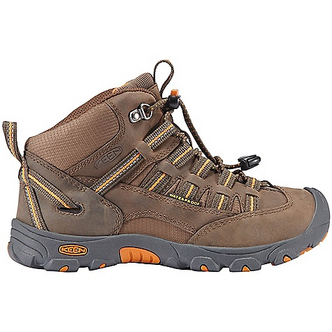 photo: Keen Kids' Alamosa Mid WP hiking boot