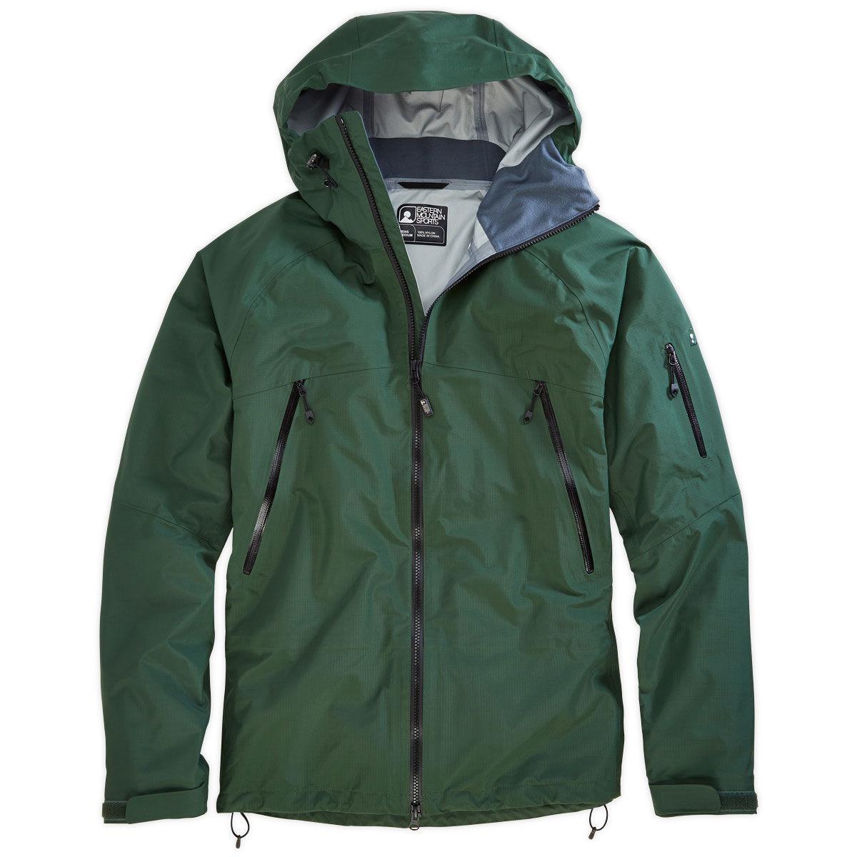 photo: EMS Helix Jacket waterproof jacket