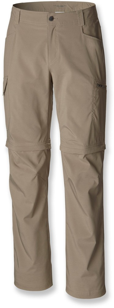photo: Columbia Silver Ridge Stretch Convertible Pant hiking pant