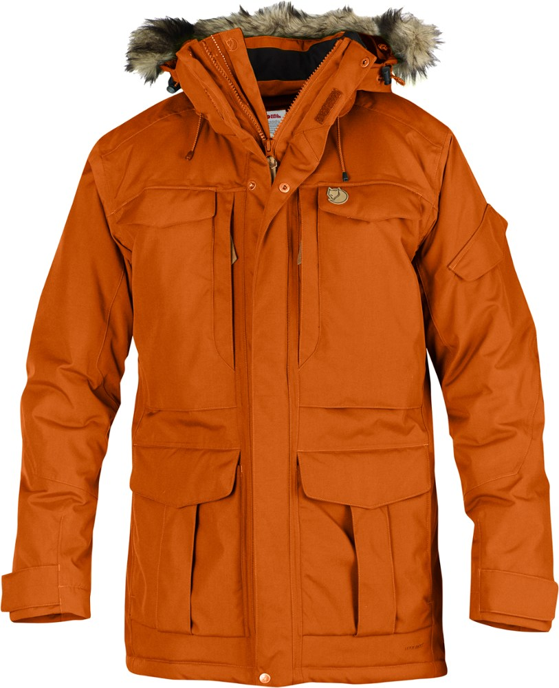 photo: Fjallraven Yupik Parka synthetic insulated jacket