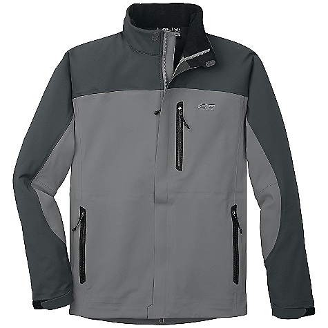 photo: Outdoor Research Credo Jacket soft shell jacket