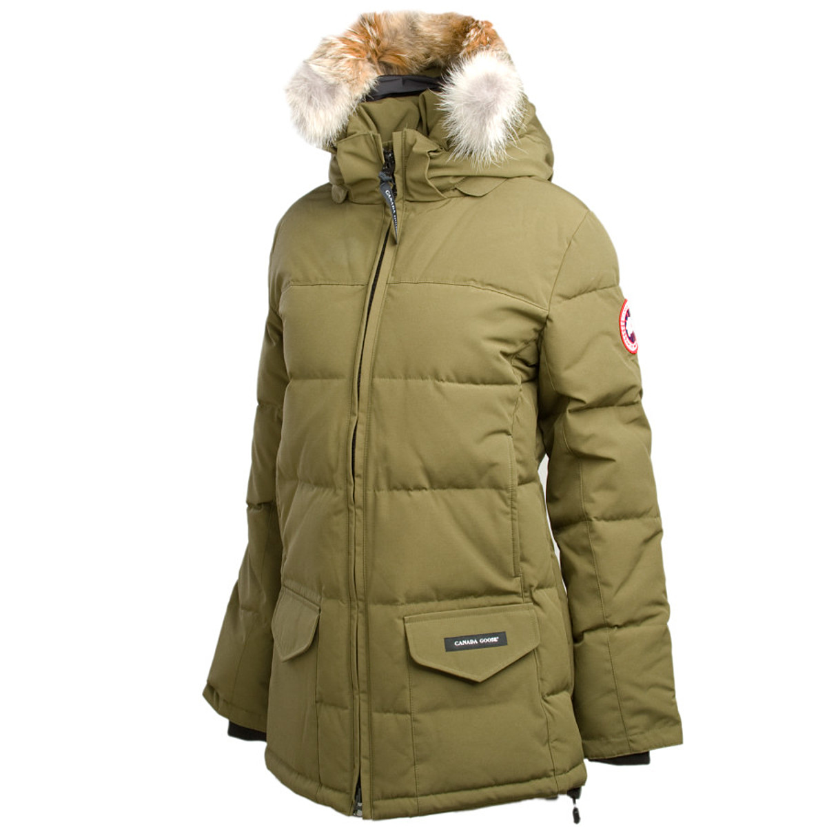 photo: Canada Goose Solaris Parka down insulated jacket