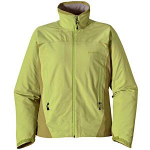 photo: Patagonia Women's Figure 4 Jacket soft shell jacket