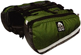 photo: Granite Gear Alpha dog pack