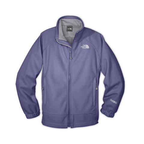 photo: The North Face Kids' WindWall 1 Jacket fleece jacket