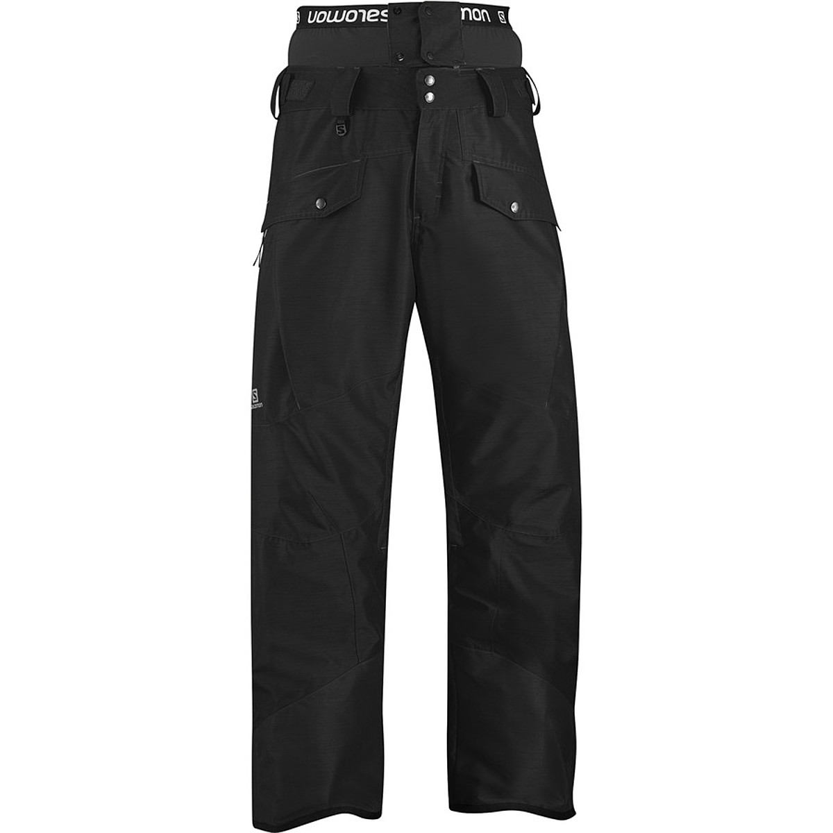 photo: Salomon Cadabra 2L Pant snowsport pant