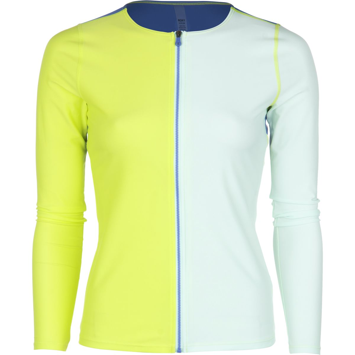 Roxy Zip It Rashguard