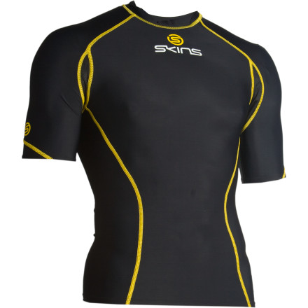 photo: Skins SportSkins Top - Short-Sleeve base layer top