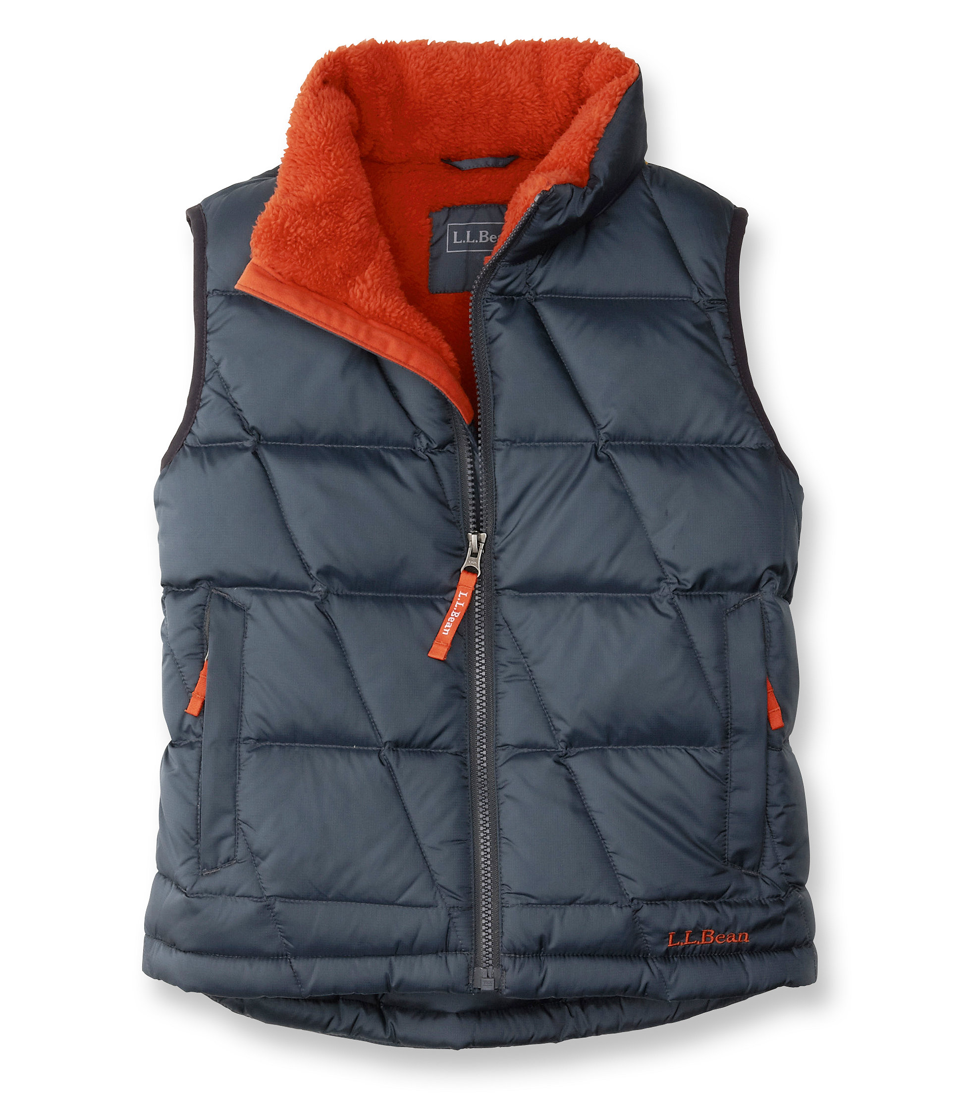photo: L.L.Bean Bean's Down Vest down insulated vest
