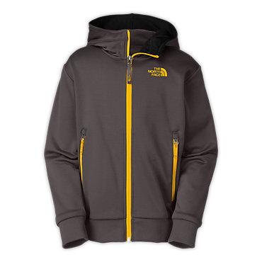 photo: The North Face Urban Ninja Full Zip Hoodie fleece jacket