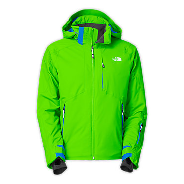 photo: The North Face Crestone Jacket snowsport jacket