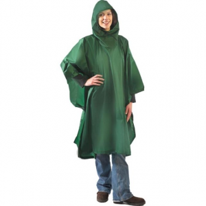 photo: Equinox Ultralight Poncho waterproof jacket
