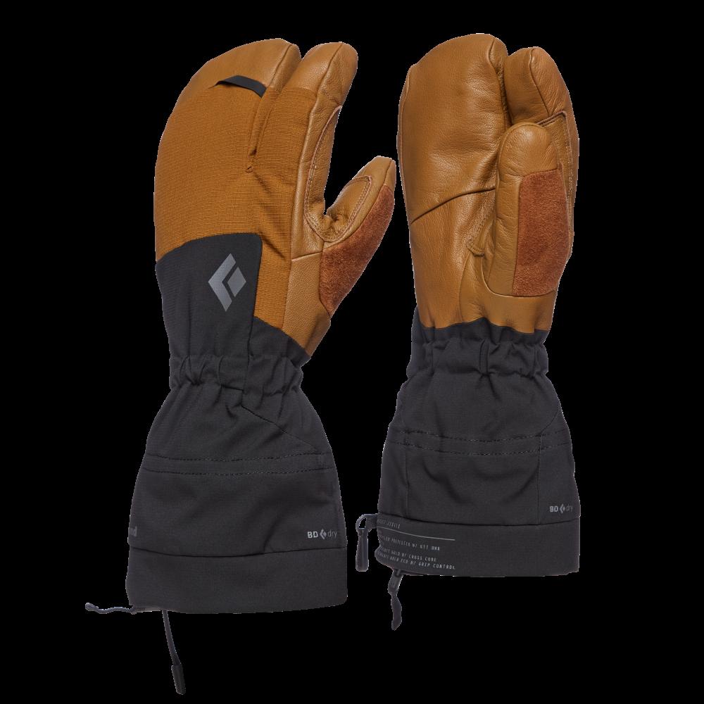 photo: Black Diamond Soloist Finger Gloves waterproof glove/mitten