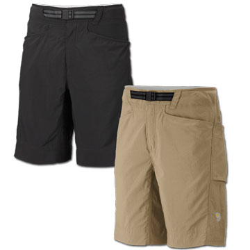 photo: Mountain Hardwear Wildlands Short hiking short