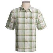 photo: Simms 3xdry Shirt Short Sleeve hiking shirt