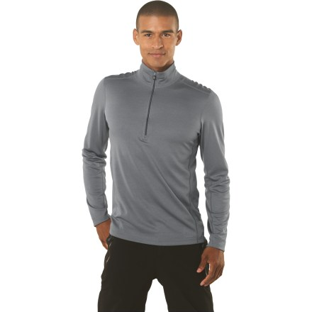 REI Midweight Polartec Power Dry Zip-T